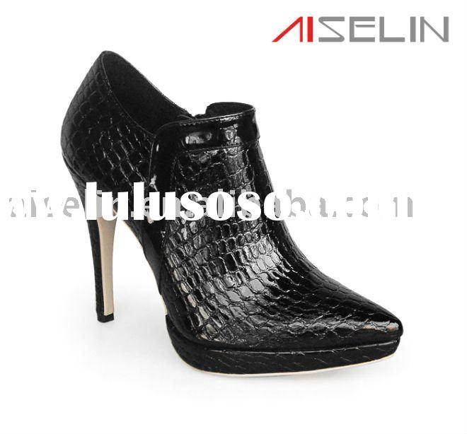 Fashion ladies high heel boots