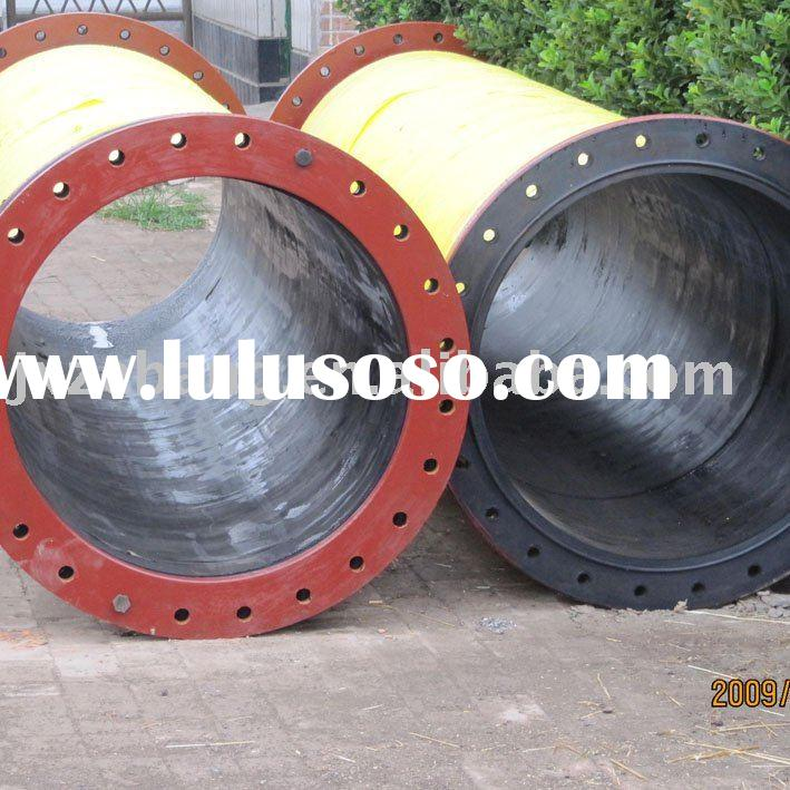 Flange Suction and Discharge Rubber Hose