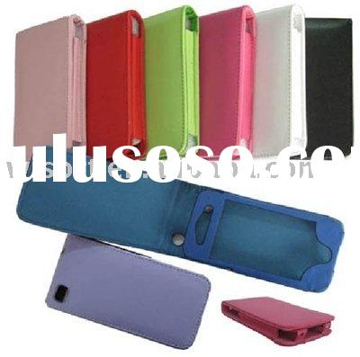 Flip Leather Case Cover For iPhone 4 4G