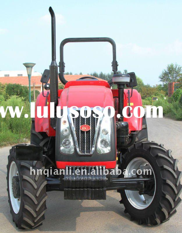 For Sale! New Farming Tractor QLN1004 100HP 4WD Wheeled Tractors Agricultural Equipments Farm Power