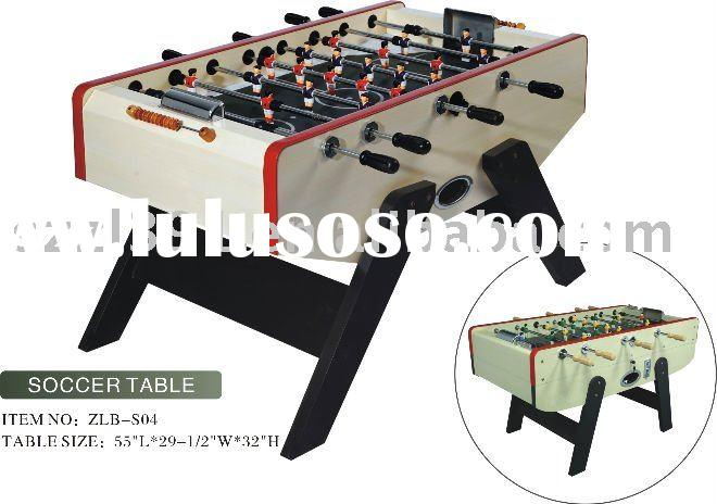 French style baby foot/foosball tables/soccer tables/kicker table
