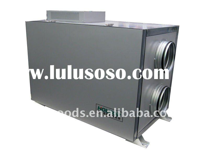 Fresh Air Heat Exchanger Ventilation for home heating ventilation and air conditioning