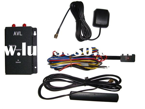 GPS/GPRS Vehicle Tracking System with Center Software