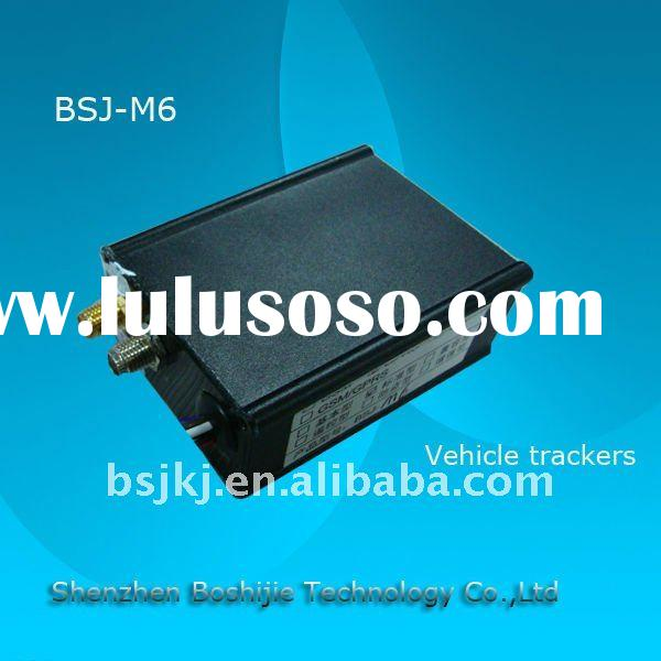 GPS Vehicle Tracking with Platform Software
