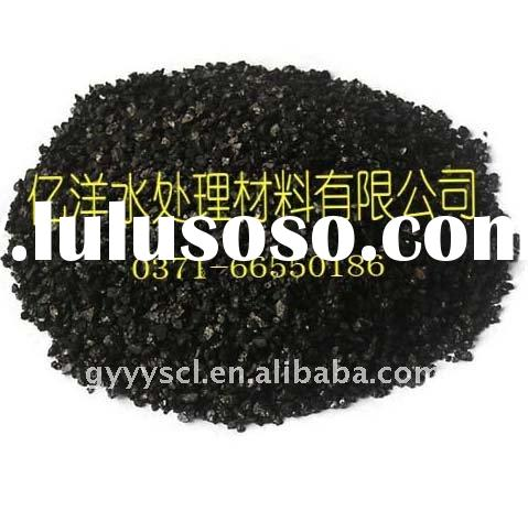 Granular activated carbon coconut shell for gold extraction