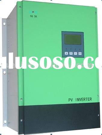 Grid Tie Inverter for Wind Turbine Generator