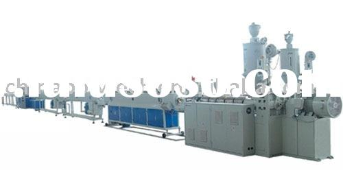 HDPE Gas / Water Pipe Extrusion Line(plastic machine)