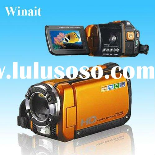HDV digital camcorder water proof digital video camera 5.0Mega Pixels CMOS WINAIT Digital video came