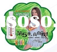 HOT sales ECO-friendly promotional gift Magnet fridge with thermometer