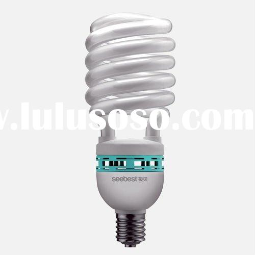 Half spiral energy saving lamp (CFL) 105W