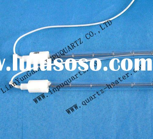 Halogen infrared quartz tube and quartz halogen heater lamp 2010401