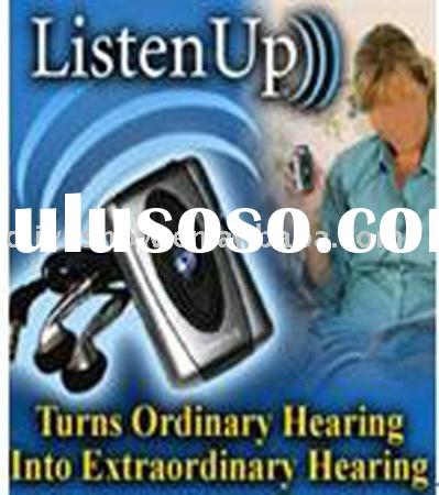 Hearing aid (Mini hearing aid )( Ear amplifier)