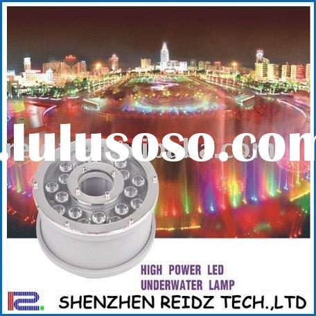 High Power LED underwater light ip68