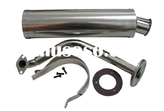 High performance parts,performance scooter parts,performance exhaust pipe