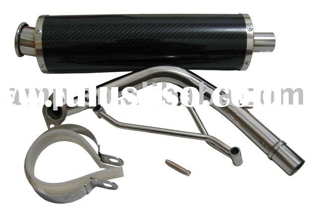 High performance parts,scooter parts,Performance exhaust pipe for Scooter,performance muffler