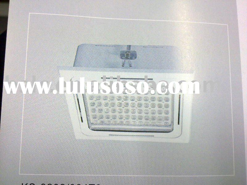 High power led gas station light 106W 8460lm/W