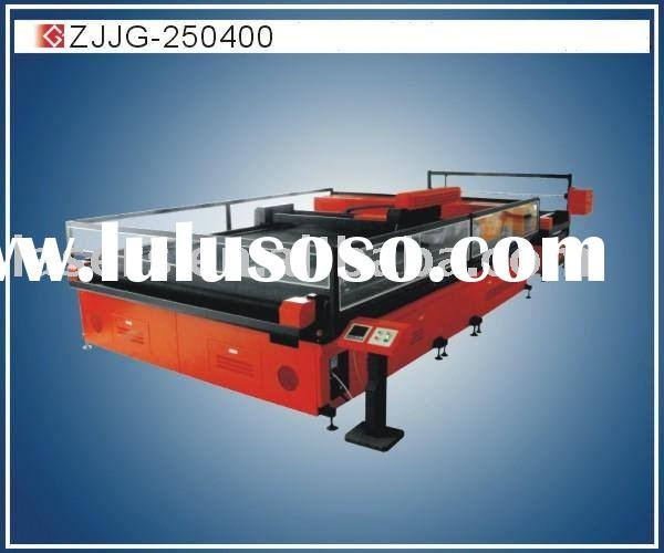 High speed laser fabric cutting machine for face mask