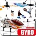 Hot! Metal gyro 3CH 18.5cm Mini RC Remote Control micro Helicopter with lights+free spare parts(LY77