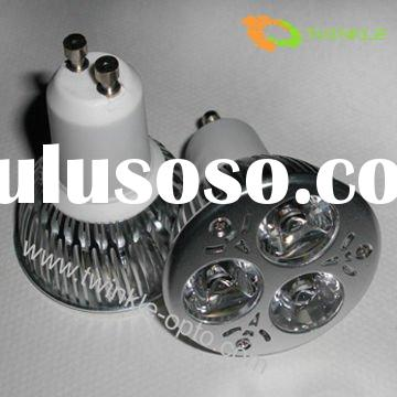 Hot sell 3W led spot light GU10 dimmable led bulb low cost