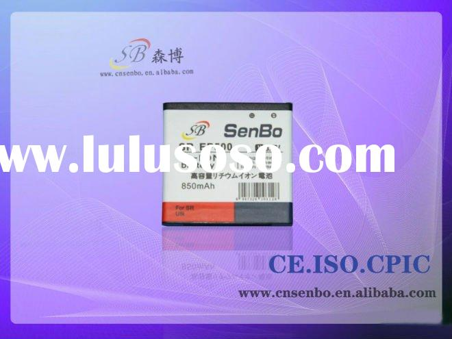 Hot selling mobile phone battery for EP500 Sony Ericsson