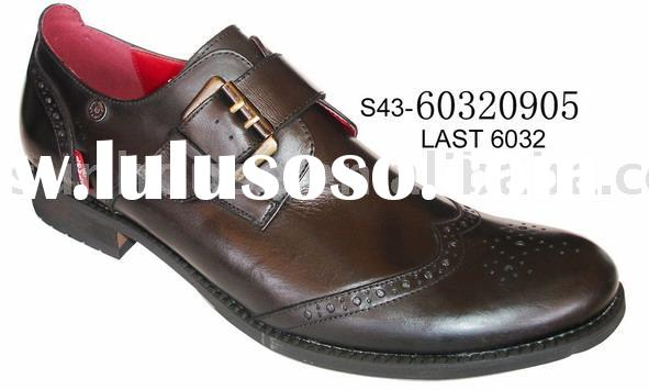 Hot style for men's dress shoes,Leather upper, fashionable, durable,high quality, competitiv