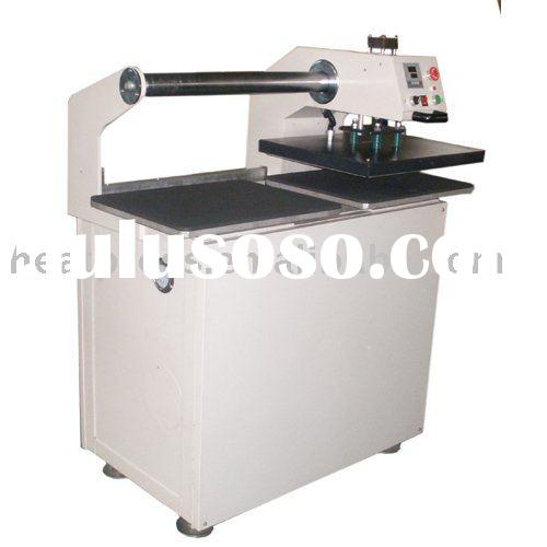 Hydraulic high pressure heat press machine