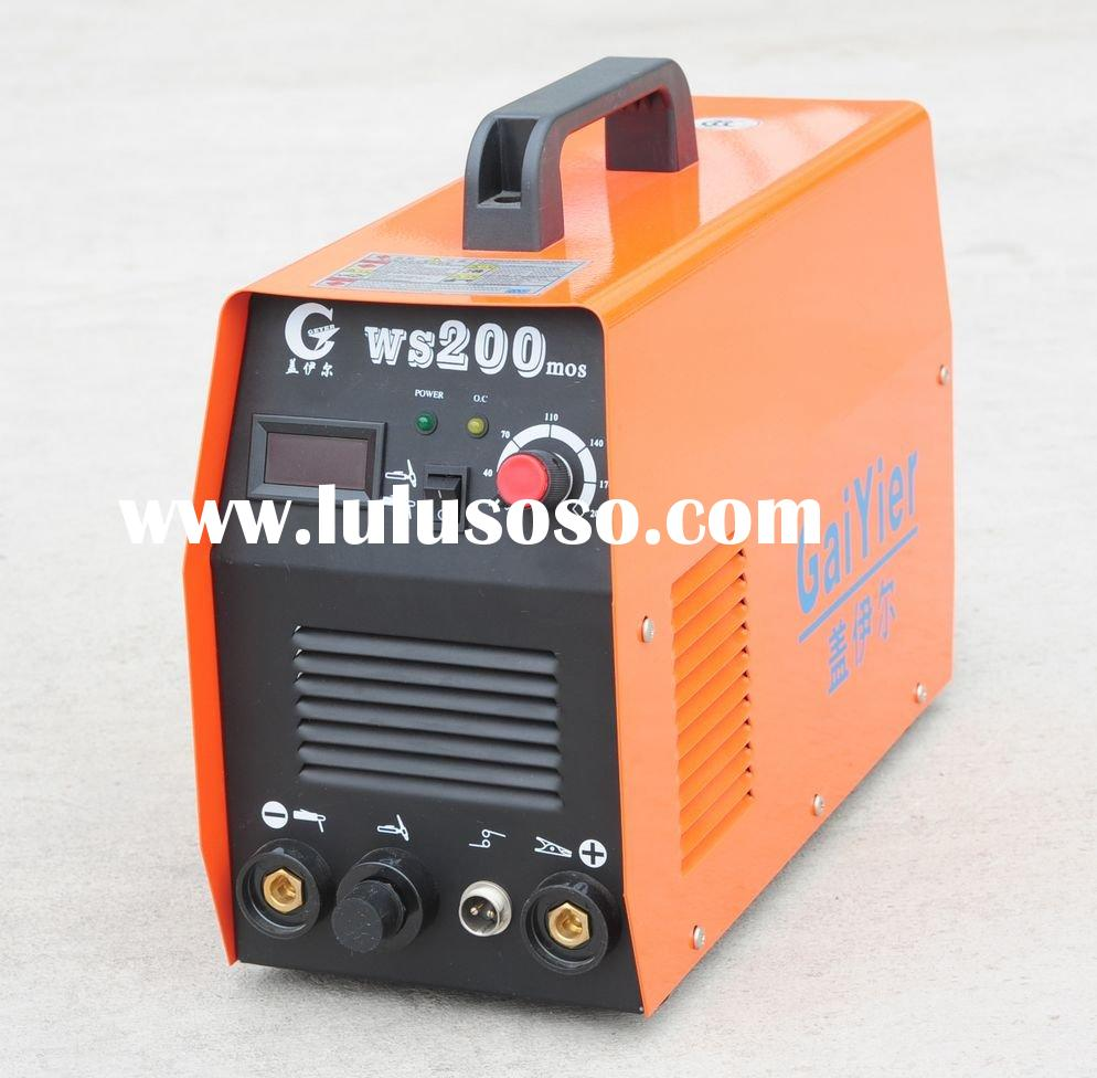 Inverter DC TIG/MMA Welding machine