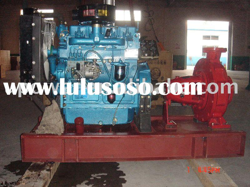 Irrigation Use Diesel Engine Water Pump