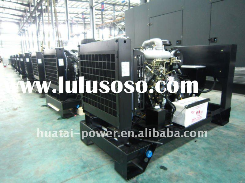 Isuzu Diesel Generator Set,62dBA,Super Silent,with ATS