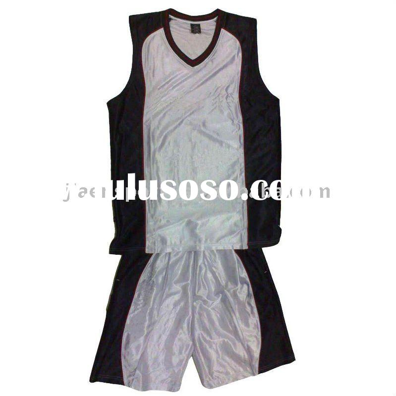 JE B13 Basketball jersey and short