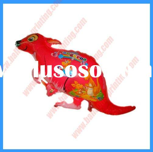 Jumbo Kangaroo Red Balloon,Mylar Balloon,Promotion Balloon,Decoration Balloon