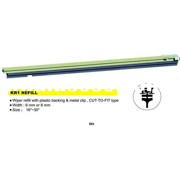 KR1 cut-to-fit wiper blade refill