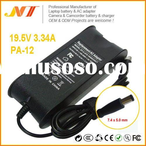 LAPTOP AC Adapter Charger for Dell Inspiron PA-12 1525