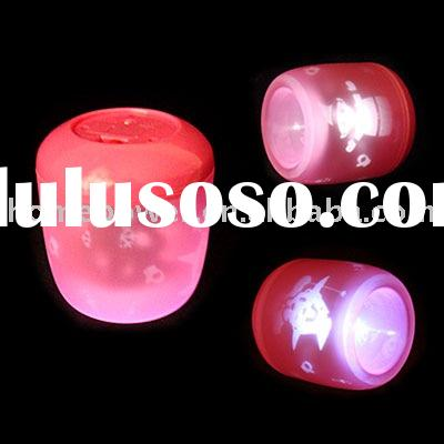 LED Electronic Flicker Candle Tea Light ,battery operated candle.color changing candle