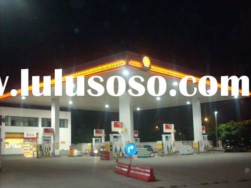 LED Gas Station Light High Lumen Output 90-100lm/w IP65