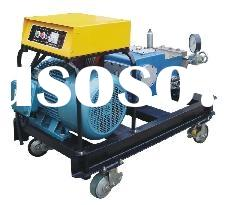 LF-13/63 electric engine high pressure washing machine, water jet machine, tank, drain, ppeline or c