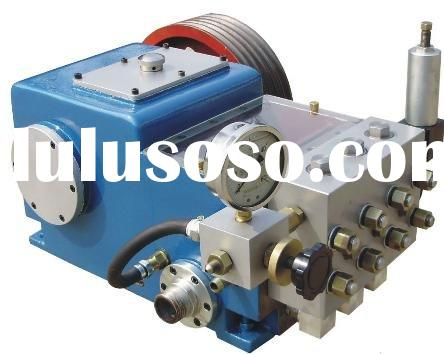 LF-35/24 high pressure washer pump, water jet pump, piston pump, water blasting high pressure pump,