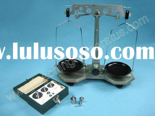 Lab Instrument/Physical Balance with Weights(1000g)/Measurement tool