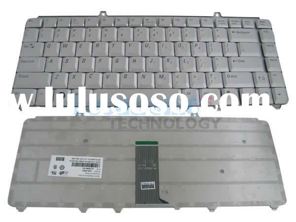 Laptop keyboard for Dell	Inspiron 1420, 1400, 1500, 1520, 1521, 1525, 1526 1540 1545; XPS M1330, M15