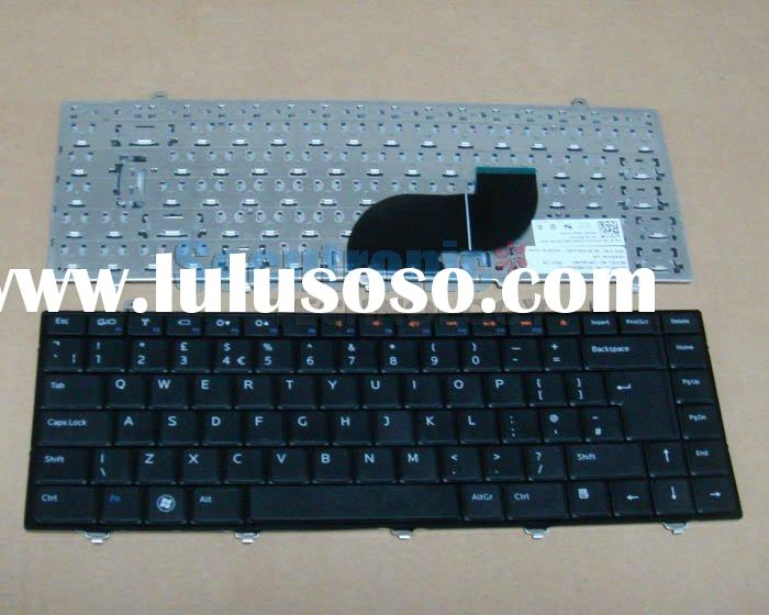 Laptop keyboard for Dell	Studio 14 14Z 1440 1450 1457 Inspiron S1440-022B;XPS Adamo Onyx, XPS Adamo