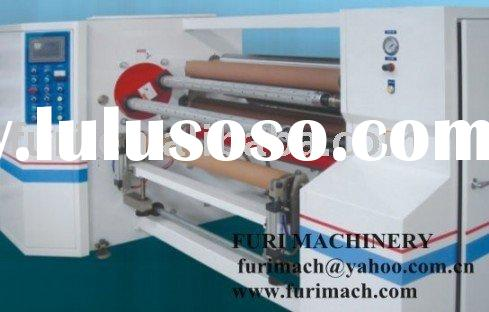 Large rewinding machine /adhesive tape rewinding machine /packaging machinery