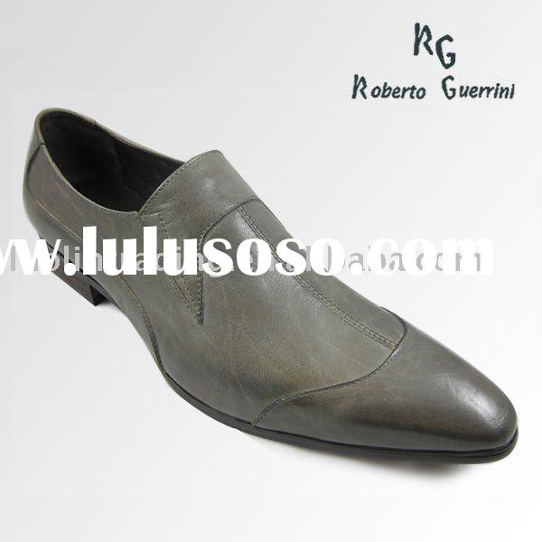 Leather Shoe with High Quality