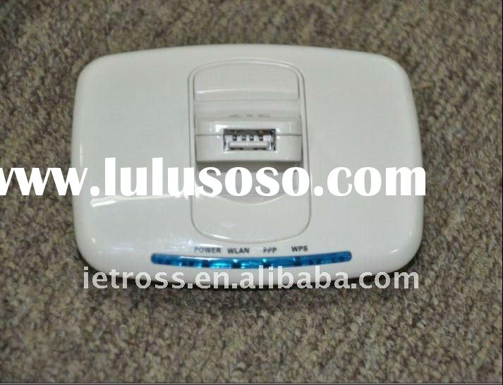 Low cost 3g router with sim card slot(usb port zte M10)