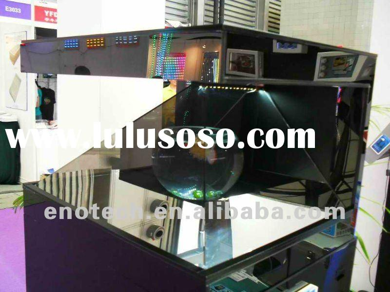 Low price of Hologram 3D display for advertising, exhibition, display, event, museum, shopping mall,
