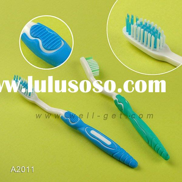 toothbrush manufacturing Discover the toothbrush of the future: bpa and phthalate-free our  toothbrush heads are made from thermoplastic-elastomer that is both bpa and.
