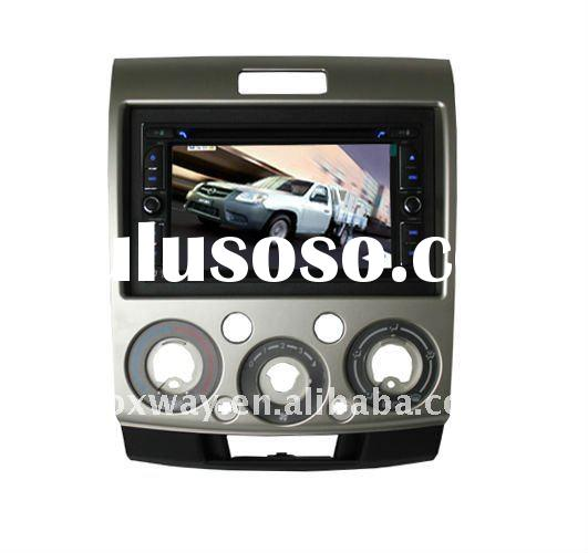 Mazda BT50 touch screen car dvd player with gps