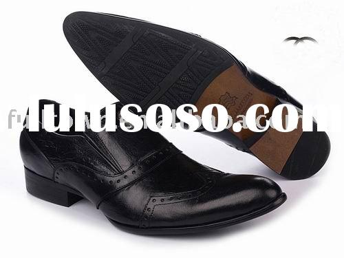 Men's Fashion Dress Leather shoes, 41-46#