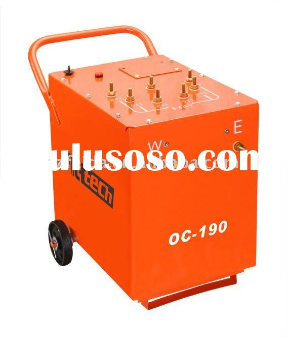 Metal Iron Cover Transformer Oil Ac Arc Inverter Welding Machine Welder OC-130/160/190