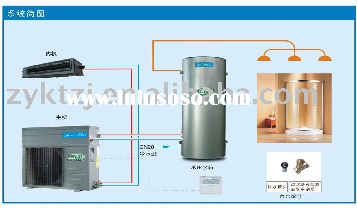 Midea Air-source heat pump water heaters