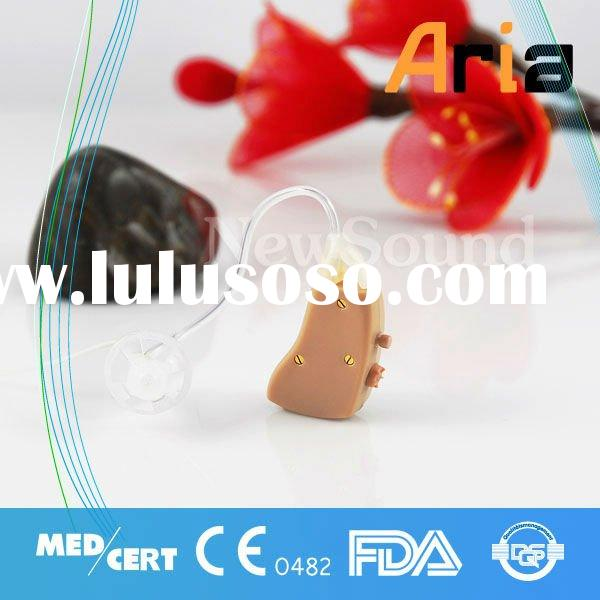 Mini sound amplifier hearing aid Open Fit